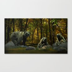 Forest Songs Canvas Print