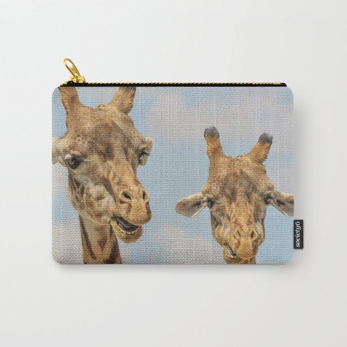 Giraffe Joe Carry-All Pouch