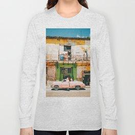 Summer in Cuba Long Sleeve T-shirt
