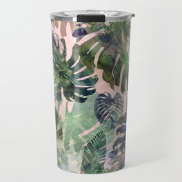 tropical confusion Travel Mug