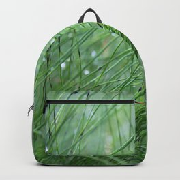 Water Droplets Backpack