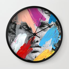 Composition 702 Wall Clock