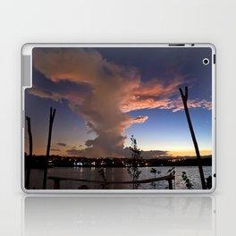 Pillar of Clouds Laptop & iPad Skin
