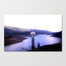 Thompson's Reservoir  Canvas Print