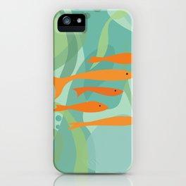 Seek and hide iPhone Case