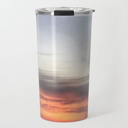 Setting Sky Travel Mug