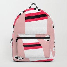 United scarves in watercolor Backpack