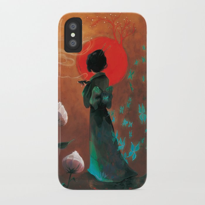 Japan iPhone Case