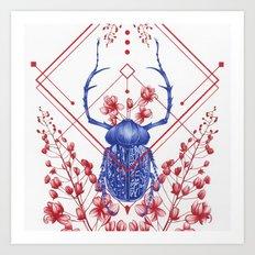 Evolution II Art Print