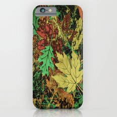 when leaves fall iPhone 6s Slim Case