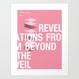 IGNS poster design Art Print