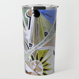 Life Force: Nurture Nature Travel Mug