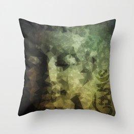 HUM Throw Pillow