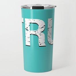 Trust - Cover Design Travel Mug