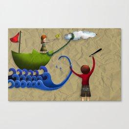 Calendario AIAG Canvas Print