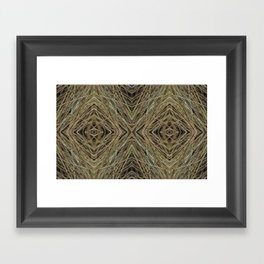 Whose watching you? Framed Art Print