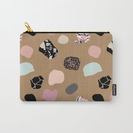 HOT PEBBLES Carry-All Pouch