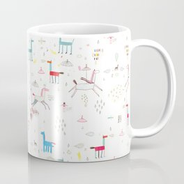 Merry-go-round Coffee Mug