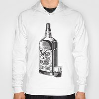 write Hoodies featuring Write Drunk. Edit Sober by Ryan Huddle House of H