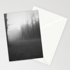 The Fog in the Hollow Stationery Cards
