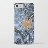 introvert iPhone & iPod Cases featuring introvert by Lisa Carpenter