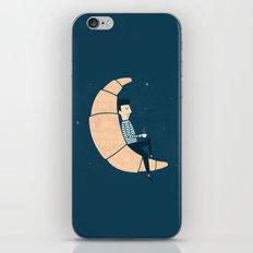 Ze Croissant Moon iPhone & iPod Skin