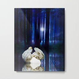 Enchanted Forest 2 Metal Print