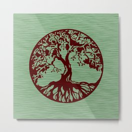 Tree of Life 3 Metal Print