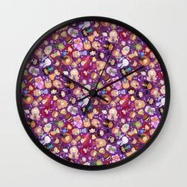 So Many Lil' CutiEs Wall Clock