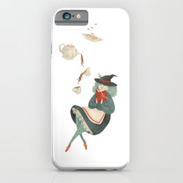 Witchy Tea iPhone Case