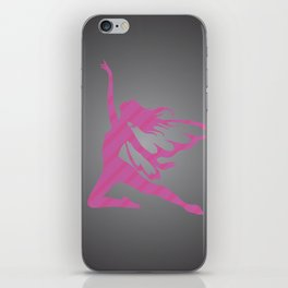 A fairy on Move iPhone Skin