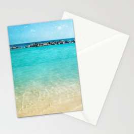 Blue Curacao Stationery Cards