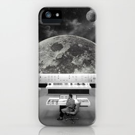 Calling for Help iPhone Case
