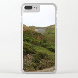 Old Valdez Creek Trail Clear iPhone Case