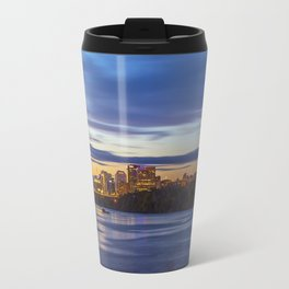 Richmond City Skyline Travel Mug