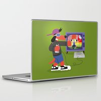 rap Laptop & iPad Skins featuring Rap Game by Lily's Factory