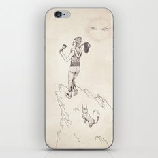 Tarot: 0 - The Fool iPhone & iPod Skin
