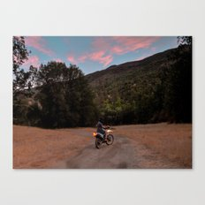 Get Lost Canvas Print