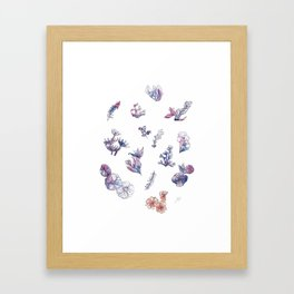 Flower [01] Framed Art Print