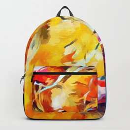 Highland Cow 7 Backpack