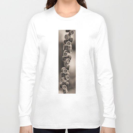 BELLS     (Sepia) Long Sleeve T-shirt