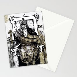Glamour Tarot The Emperor Stationery Cards