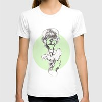gore T-shirts featuring Gore burst by Coyote inc