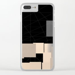IWasACube Clear iPhone Case