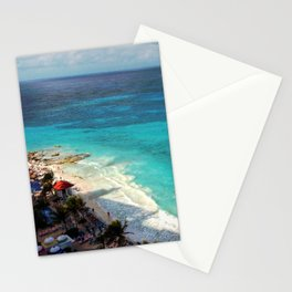 I really love Cancun. Stationery Cards