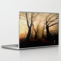 fog Laptop & iPad Skins featuring Fog by Nev3r