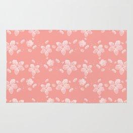 Sakura Pattern Rug