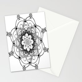Lotus Ink Stationery Cards