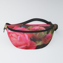 Pink Roses WC 3 Fanny Pack