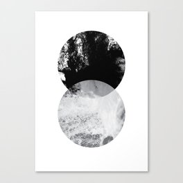 Water cure Canvas Print